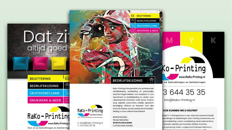 Pixaline - Rako Printing