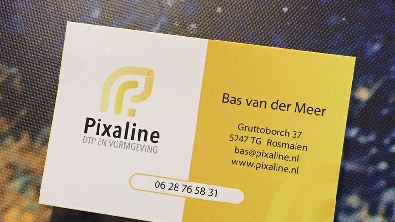 Pixaline start