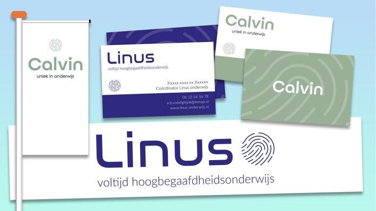 Linus en Calvin onderwijs