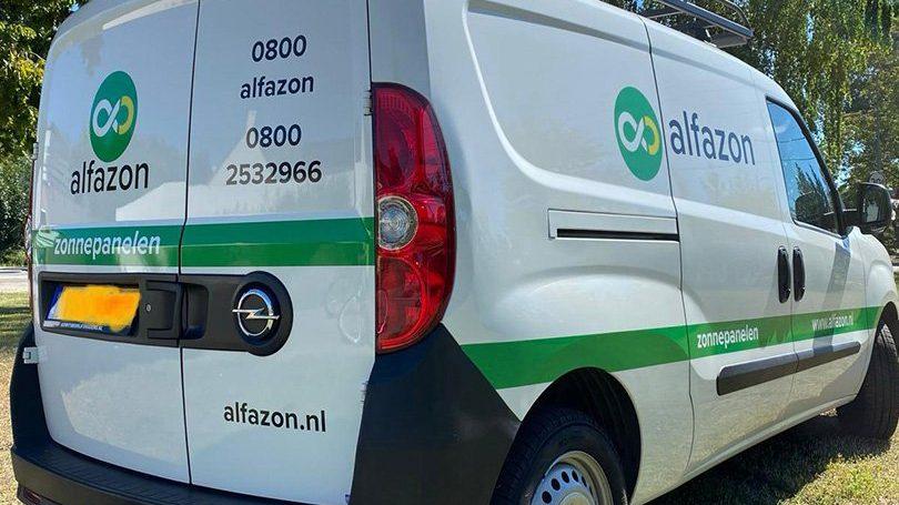 Pixaline Alfazon voertuig